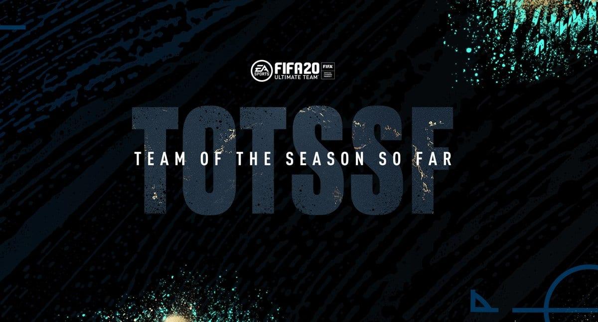 fifa 20, team of the season so far