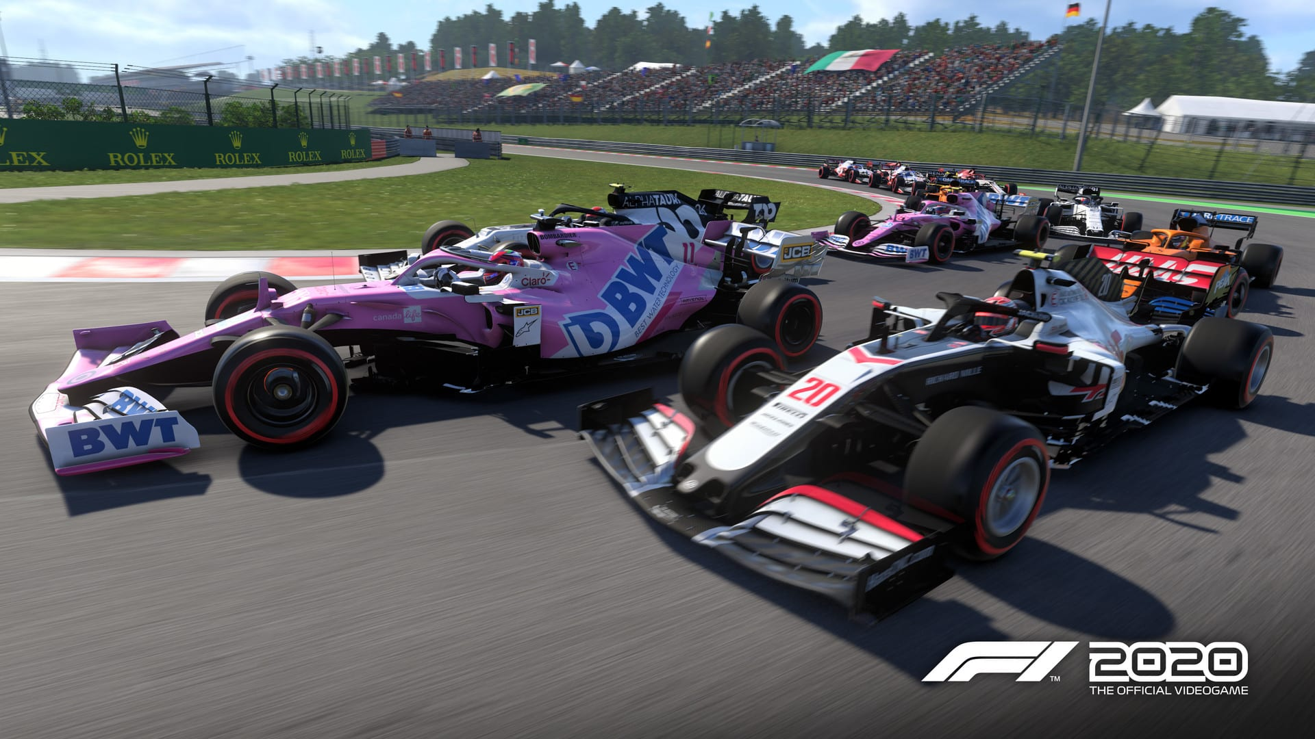 best 2 player racing game