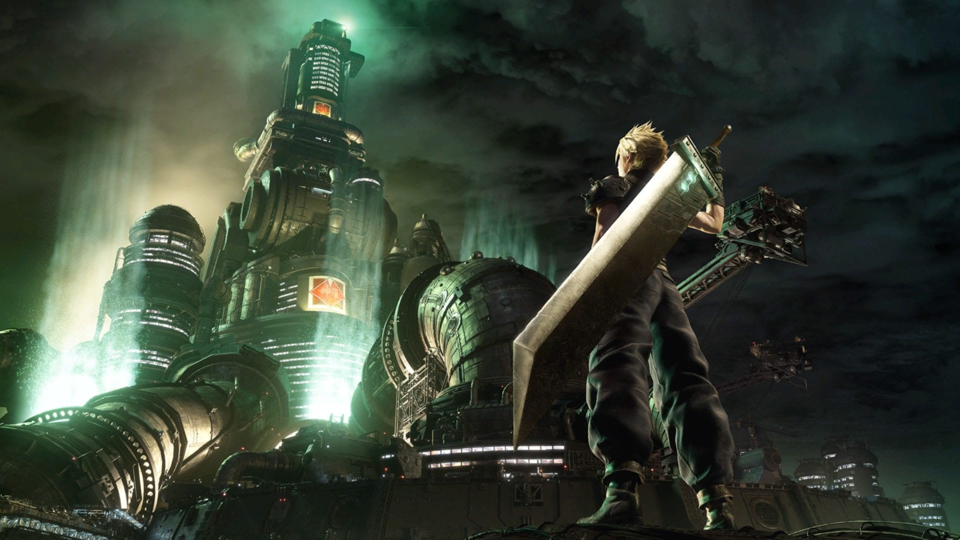 final fantasy 7 remake, leviathan