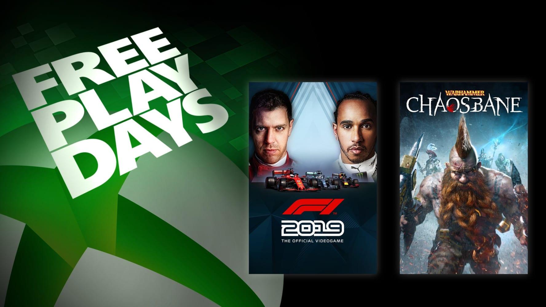 Free Play Days April 16