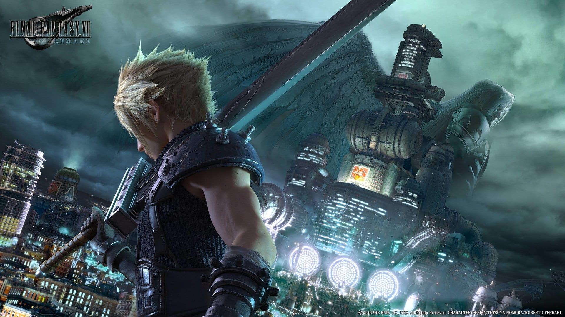 Final Fantasy 7 Remake Guides Block