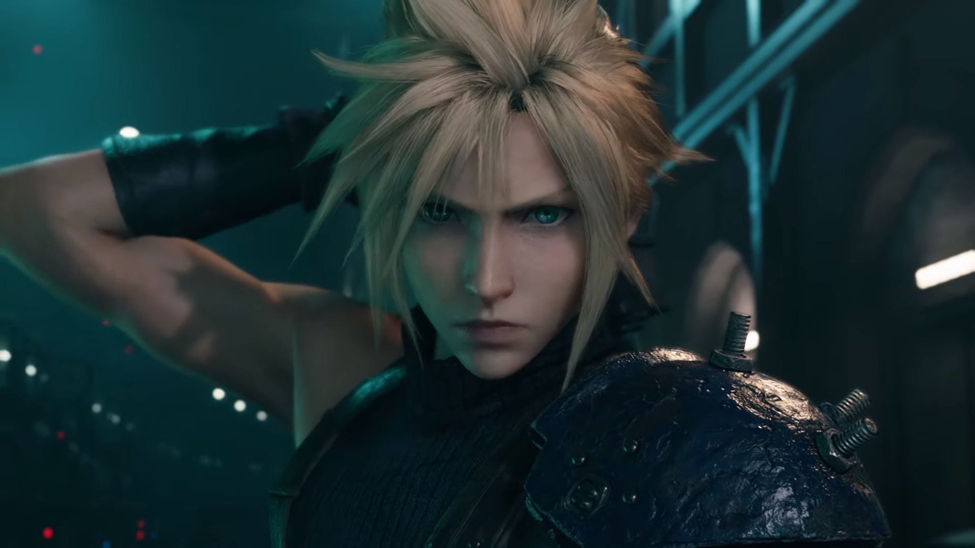 final fantasy 7, remake, switch party members