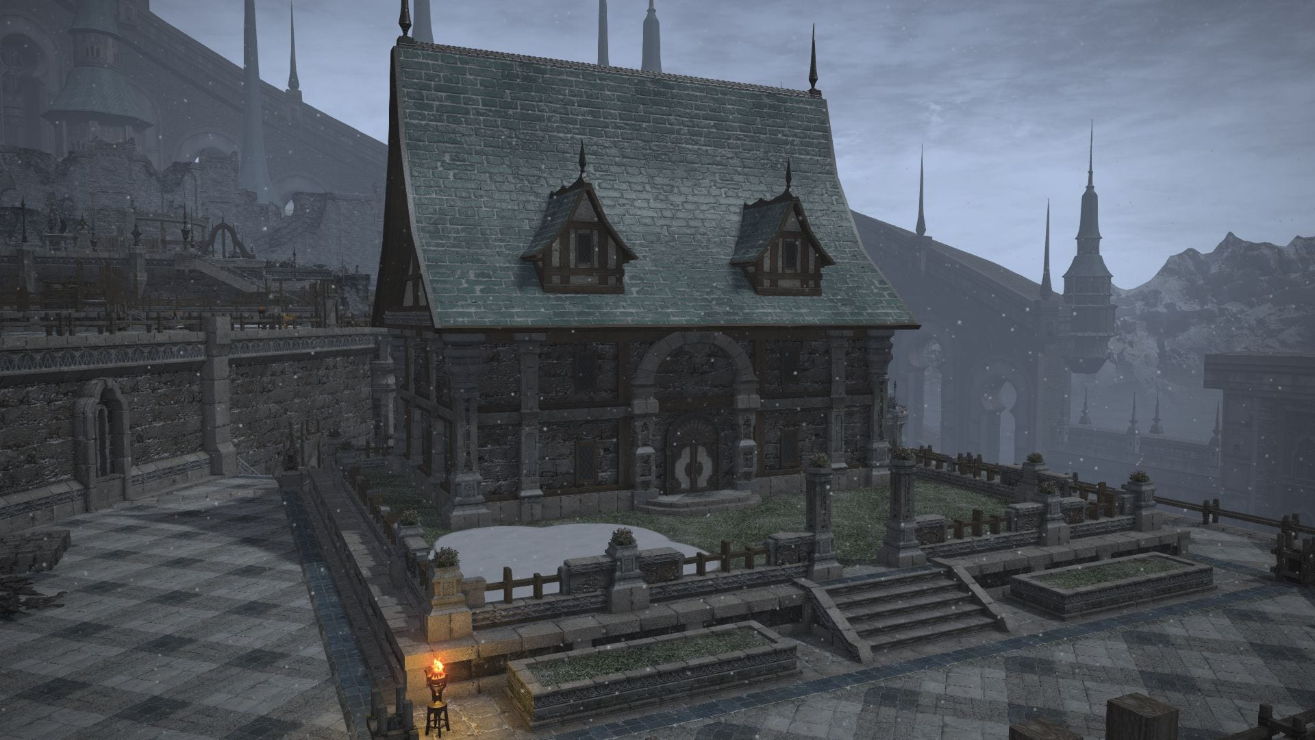 Final Fantasy XIV Ishgard Housing