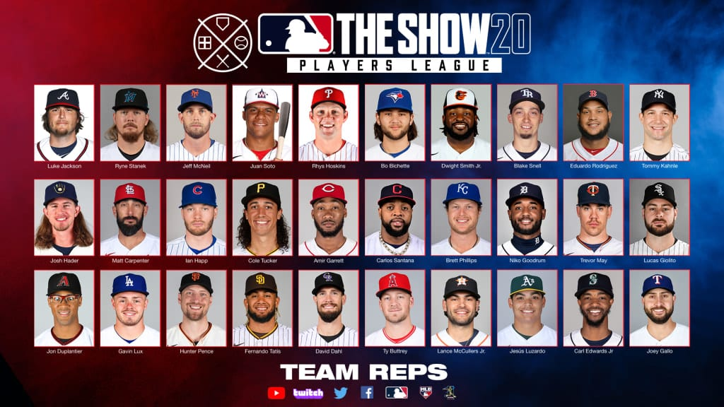 mlb the show players league