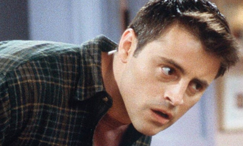 joey tribbiani friends trivia quiz, quotes