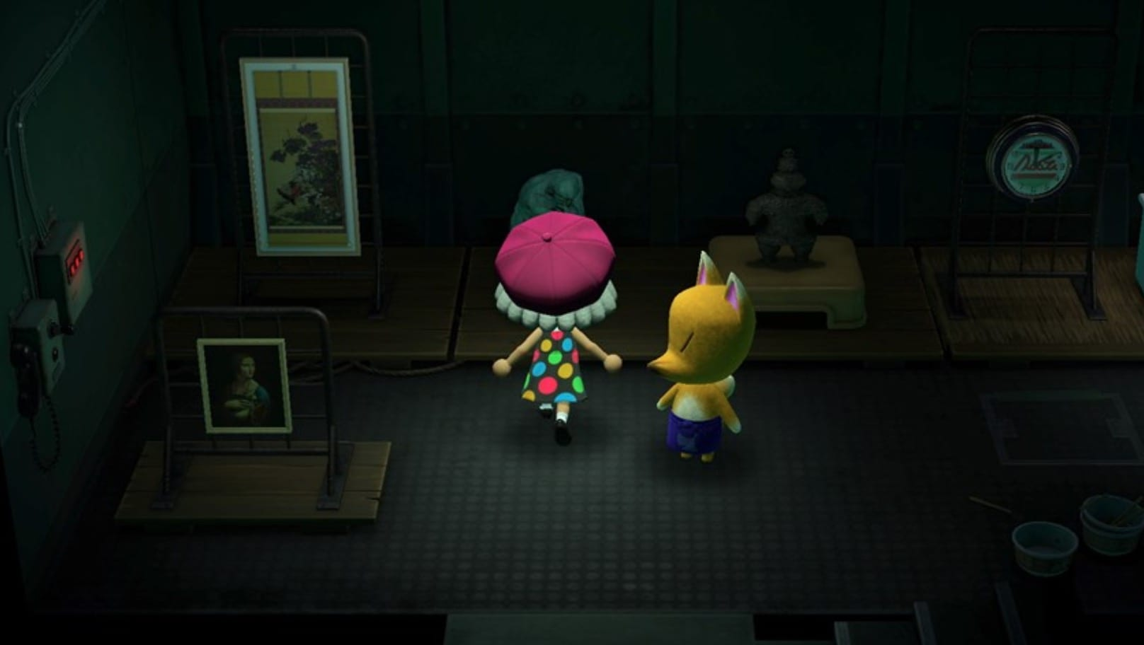 check art real redd animal crossing new horizons