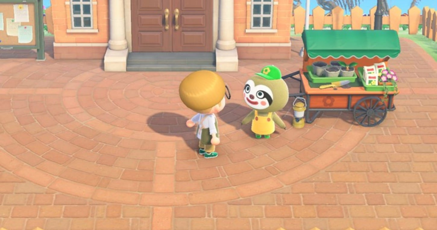 leif's garden shop, animal crossing new horizons April update, what's new