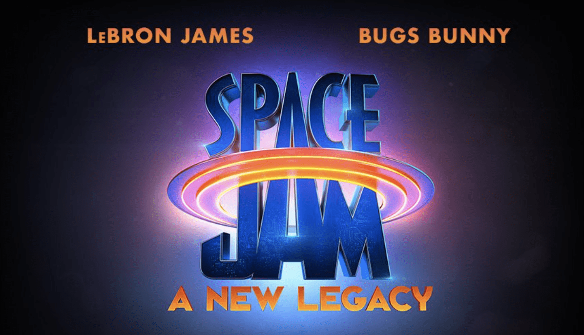 Space Jam: A New Legacy, LeBron James reveals logo