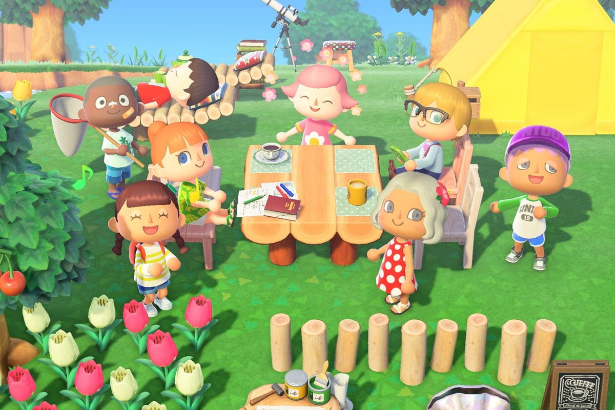Animal Crossing New Horizons update 1.1.2