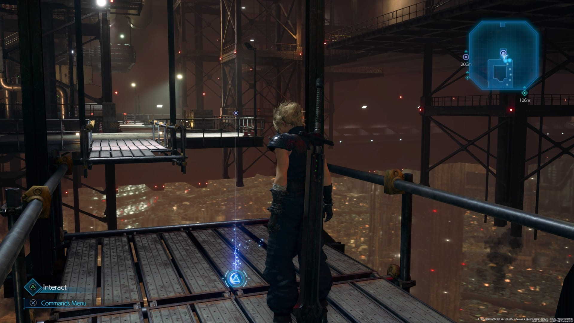 Final Fantasy 7 Remake: How to Get Collapsed Passageway Materia ...
