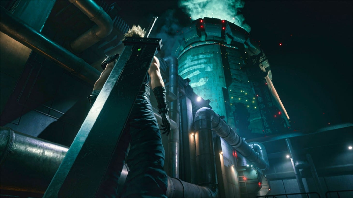 final fantasy vii remake whole game