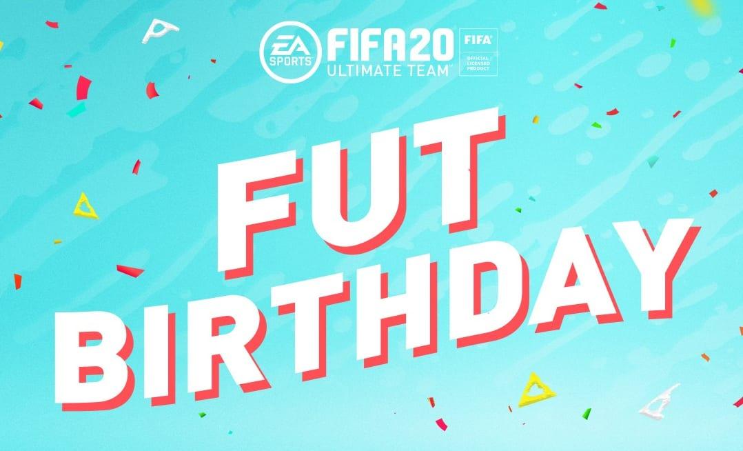 fut birthday party bag sbc, fifa 20