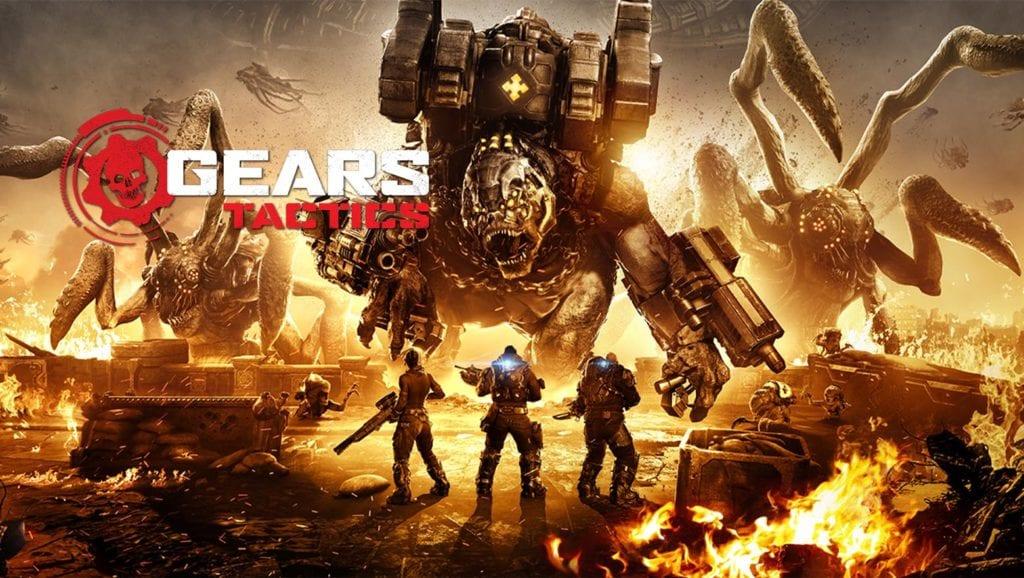 gears tactics upgrade weapons armor
