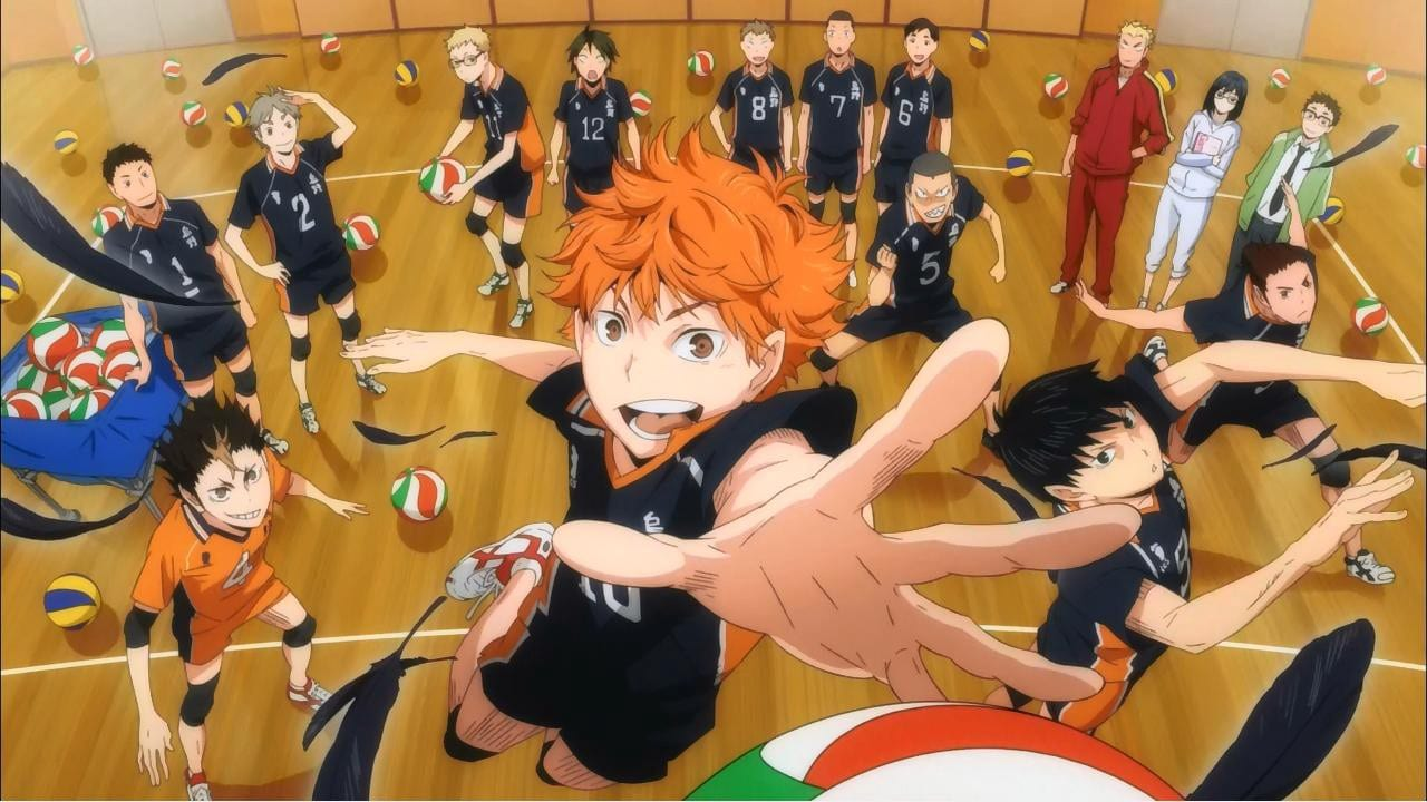 haikyuu! quiz