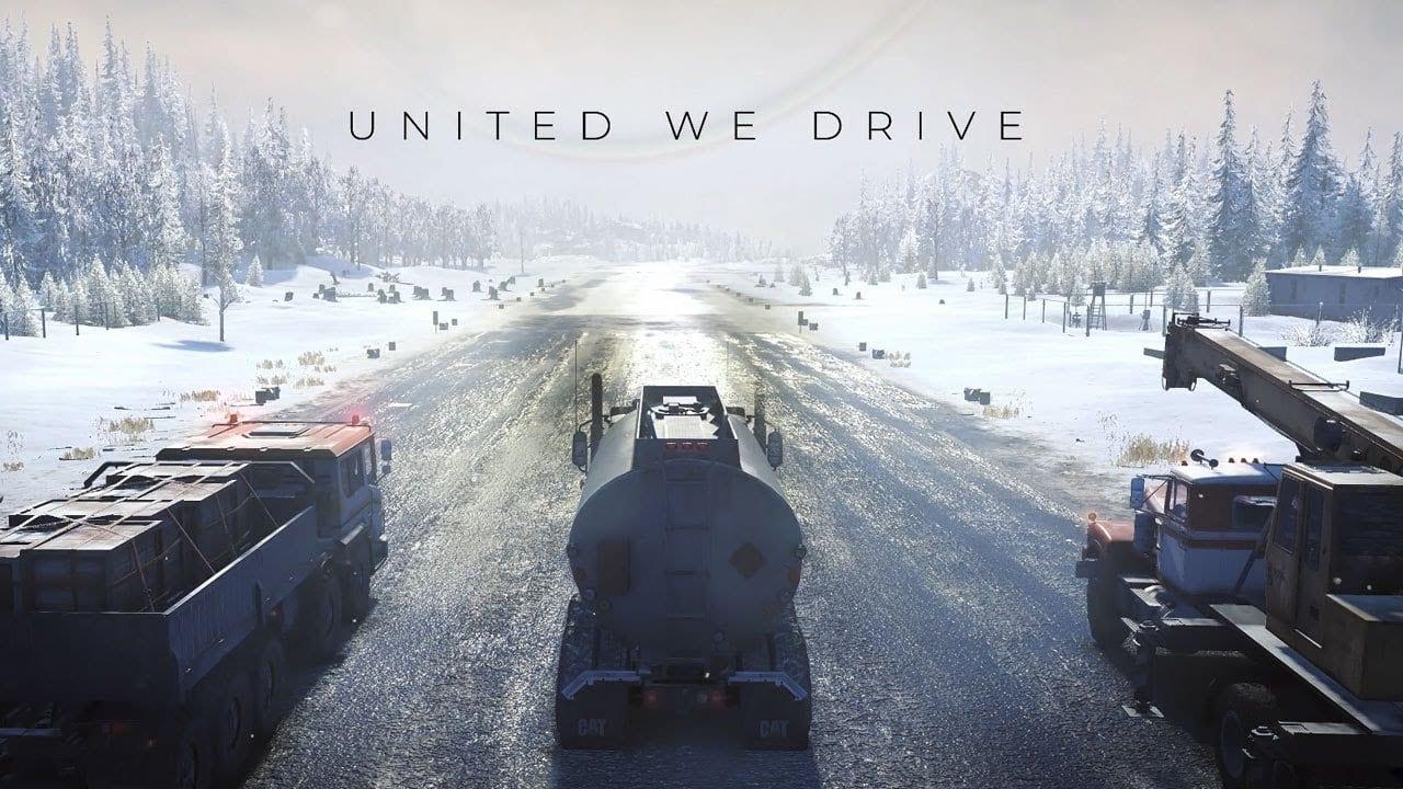 death stranding, snowrunner, united we drive