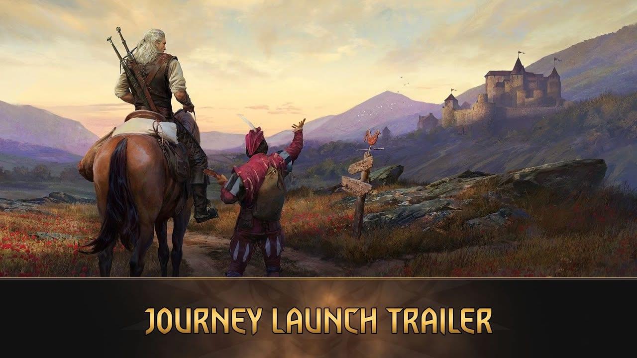 gwent, journey, witcher, cdpr