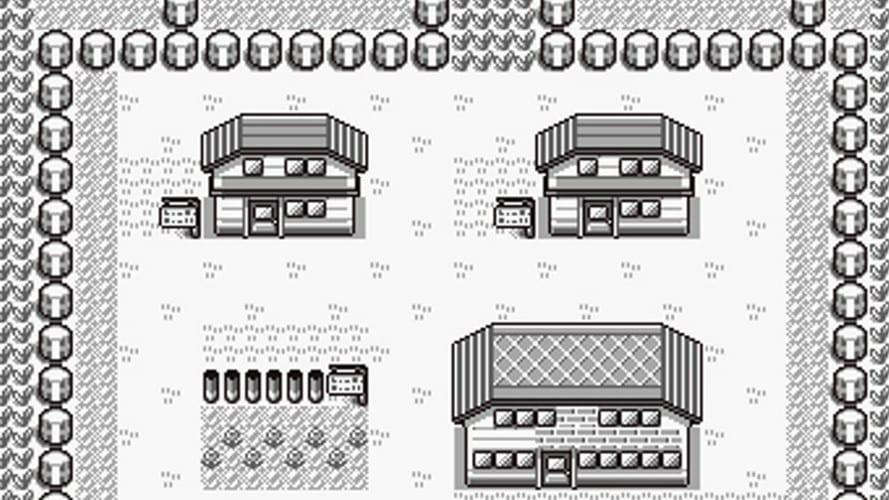 Pokemon Pallet Town