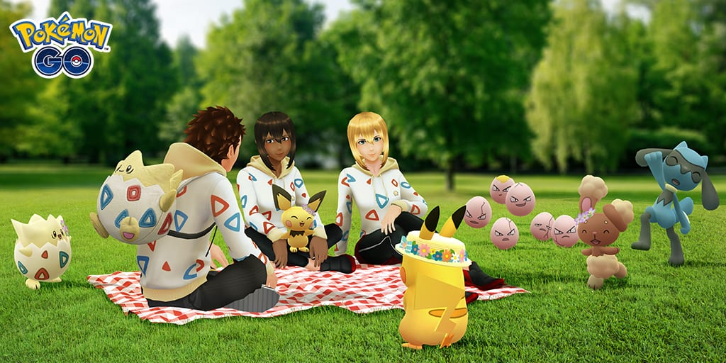 pokemon go spring event