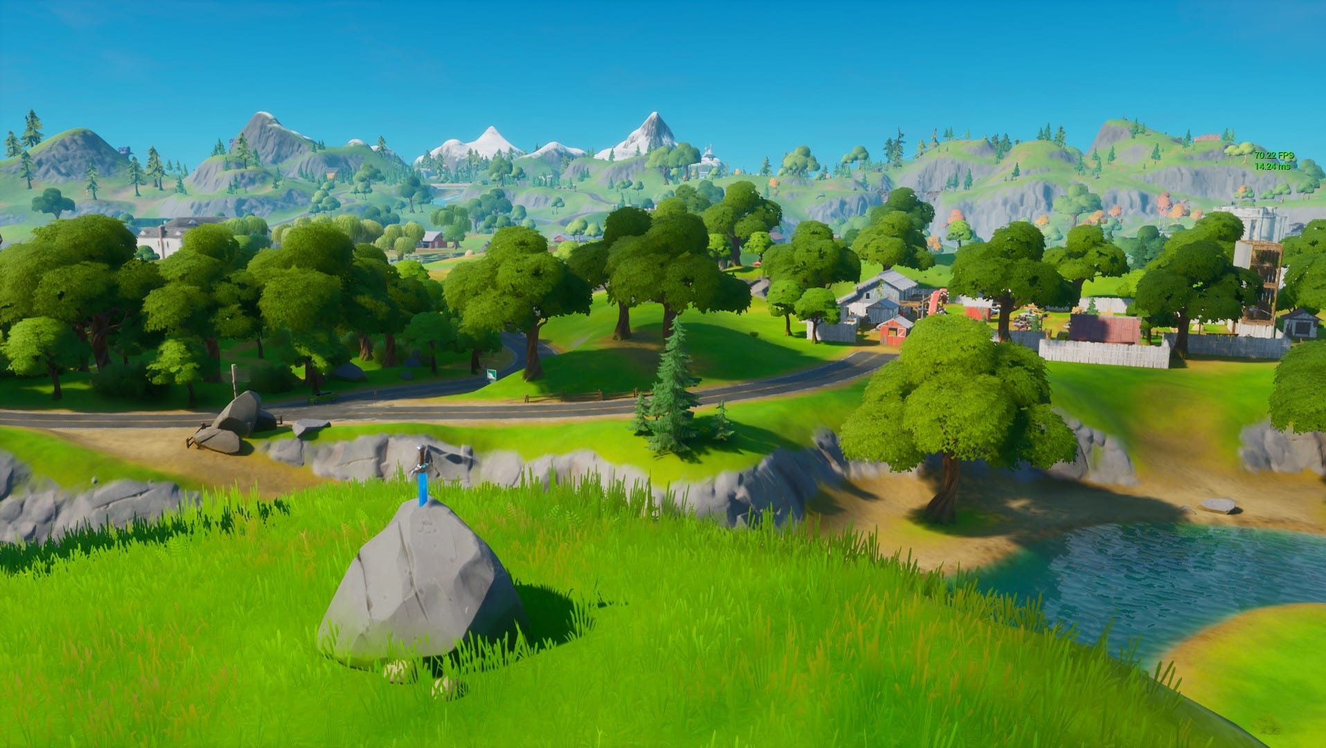 fortnite skyes sword locations