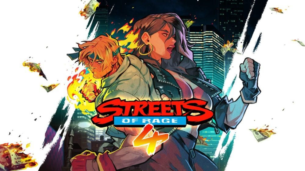 online multiplayer streets of rage 4