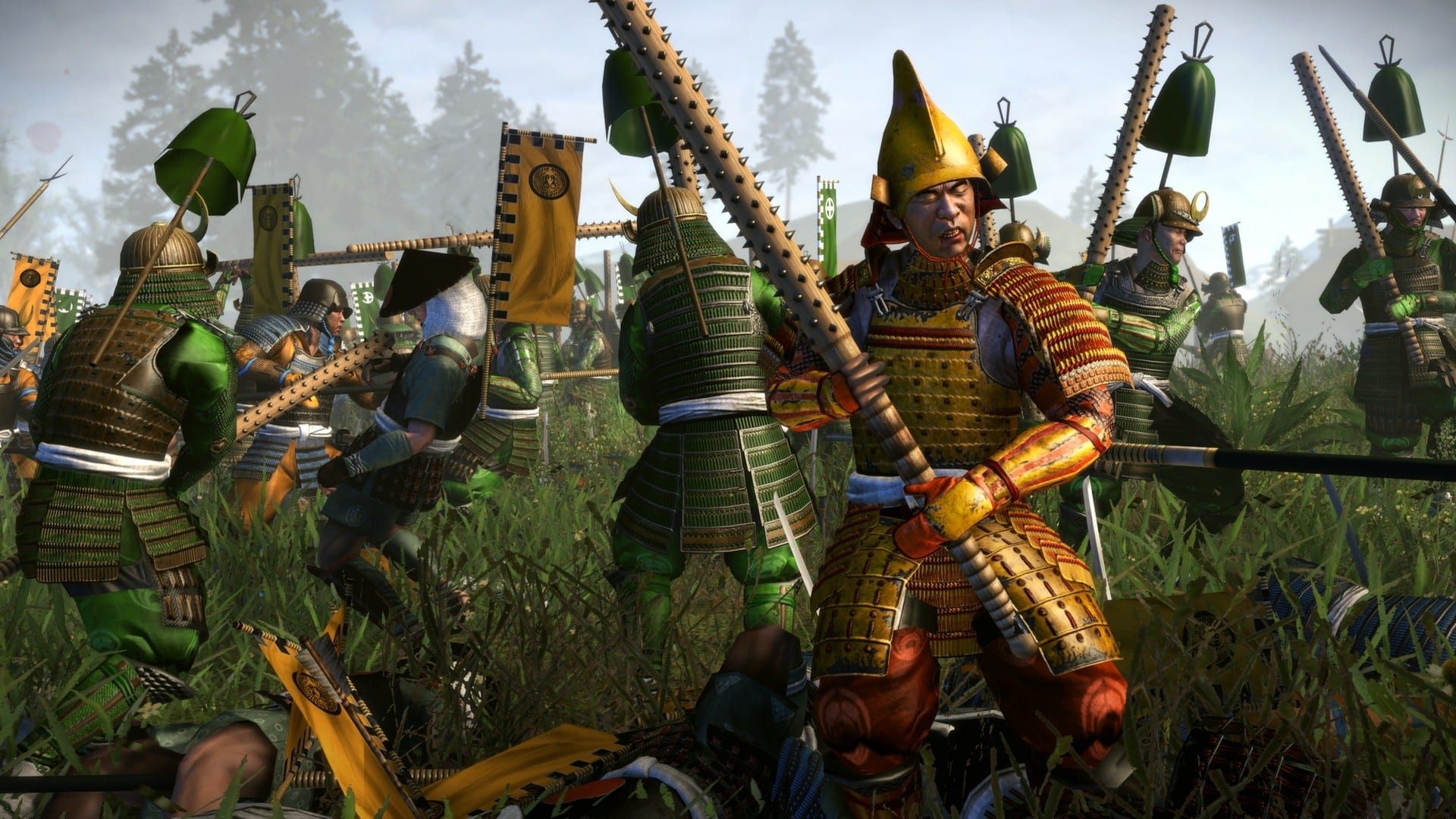 Total War Shogun 2 Is Free To Keep In The Spirit Of
