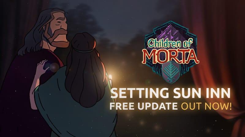 children of morta, setting sun inn
