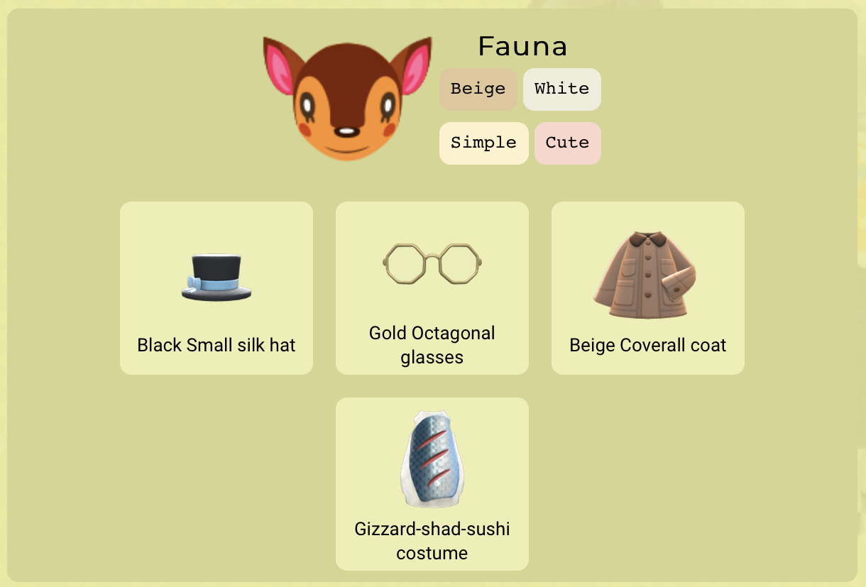 New Animal Crossing Tool Lets You Know Exactly What Gifts To Give