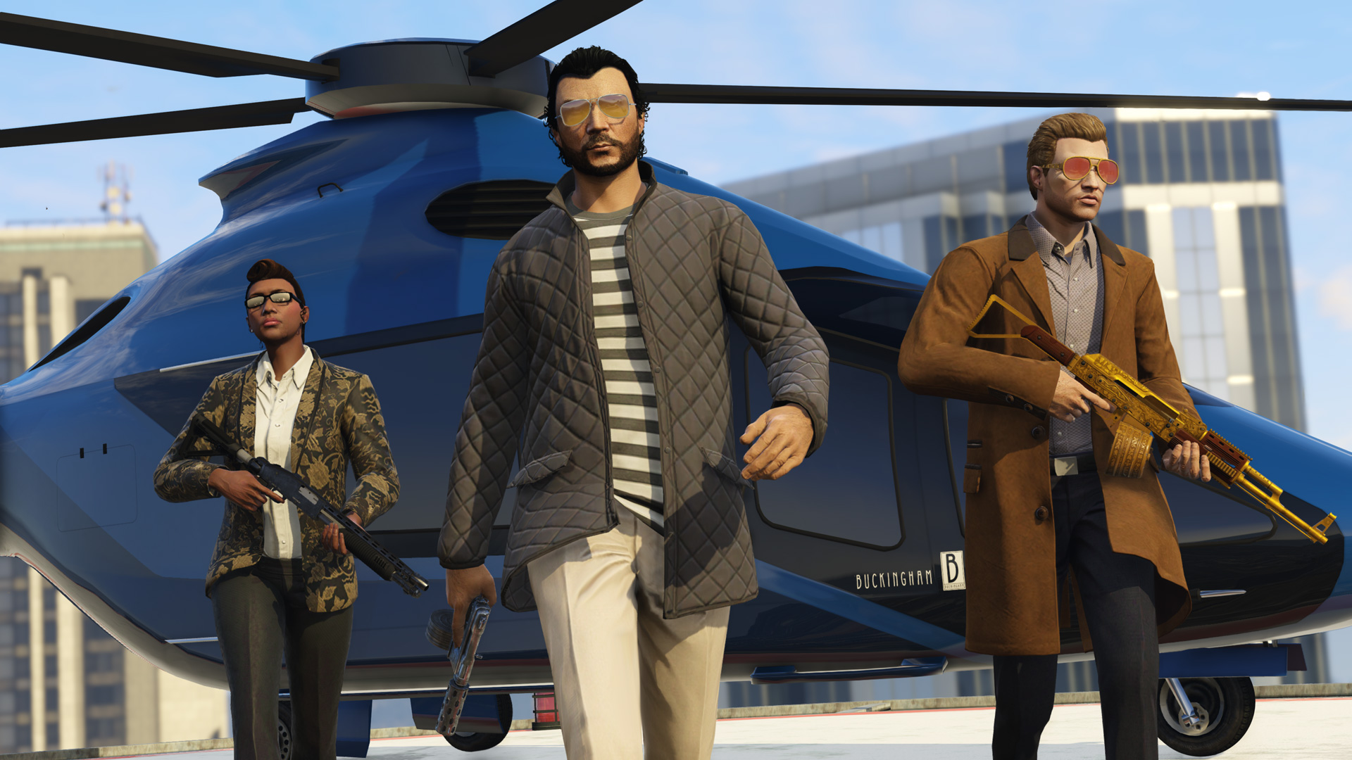 How to improve strength in gta online