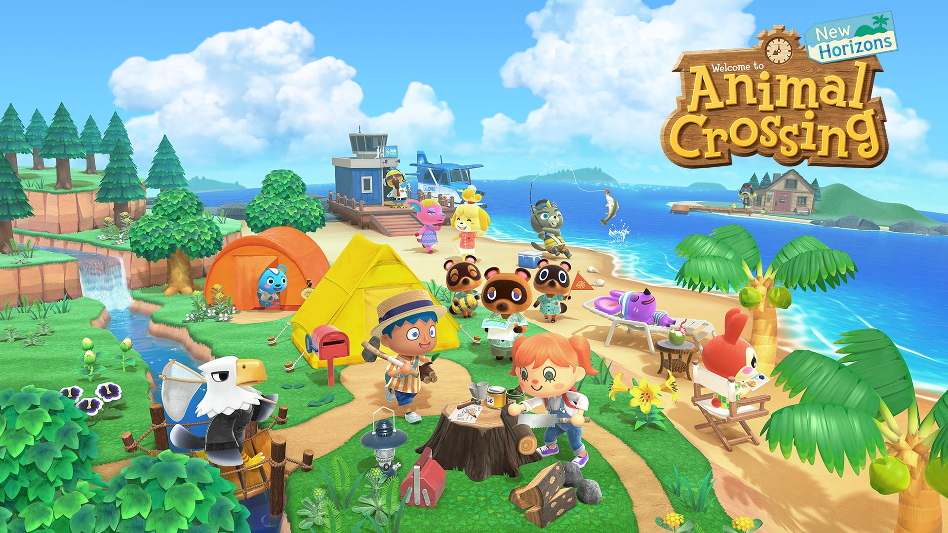 Animal Crossing: New Horizons Brooklyn Nine-Nine