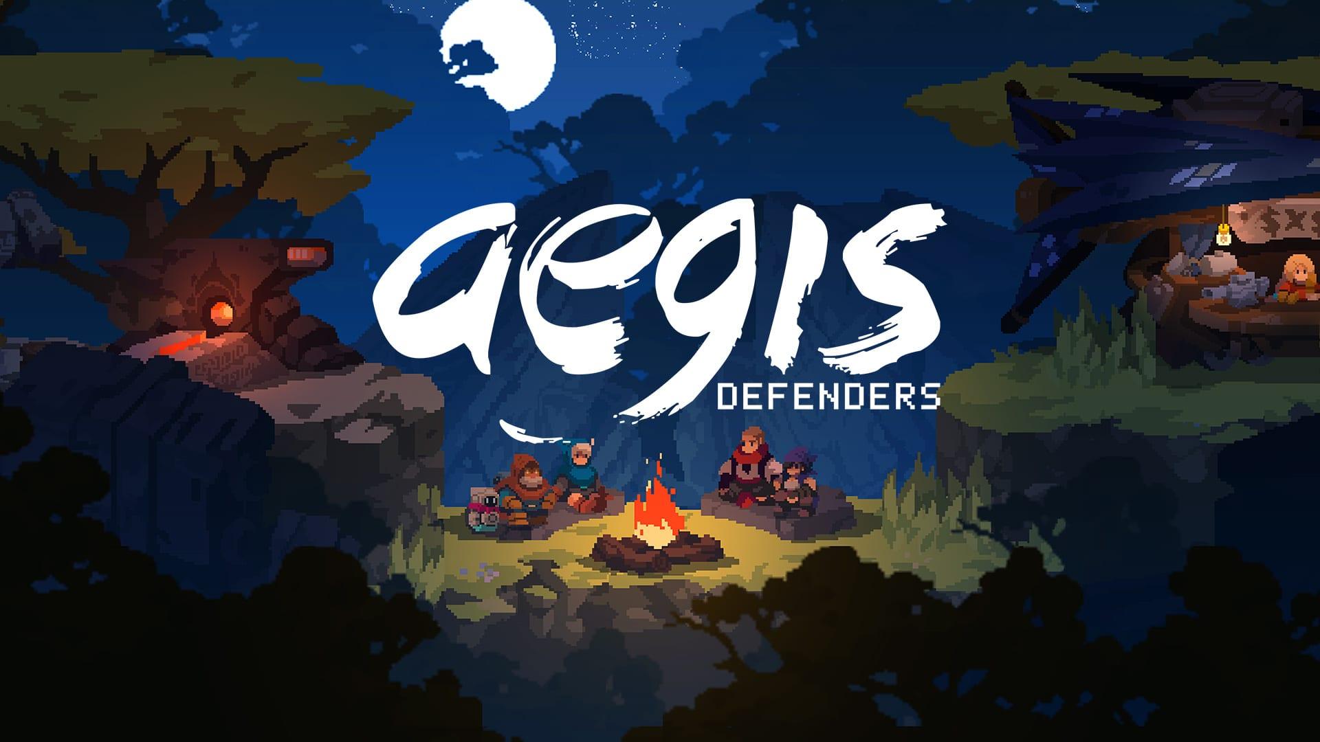 Aegis Defenders Currently Free on Steam