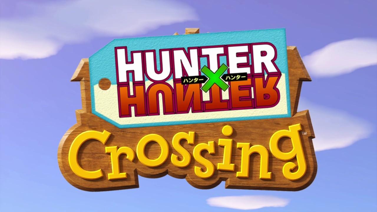 Animal Crossing Hunter X Hunter
