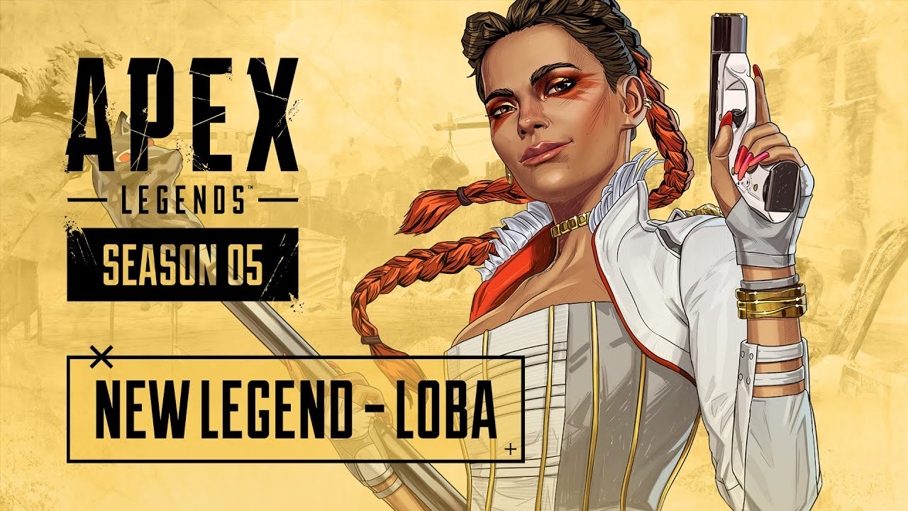 Apex Legends Loba Abilities