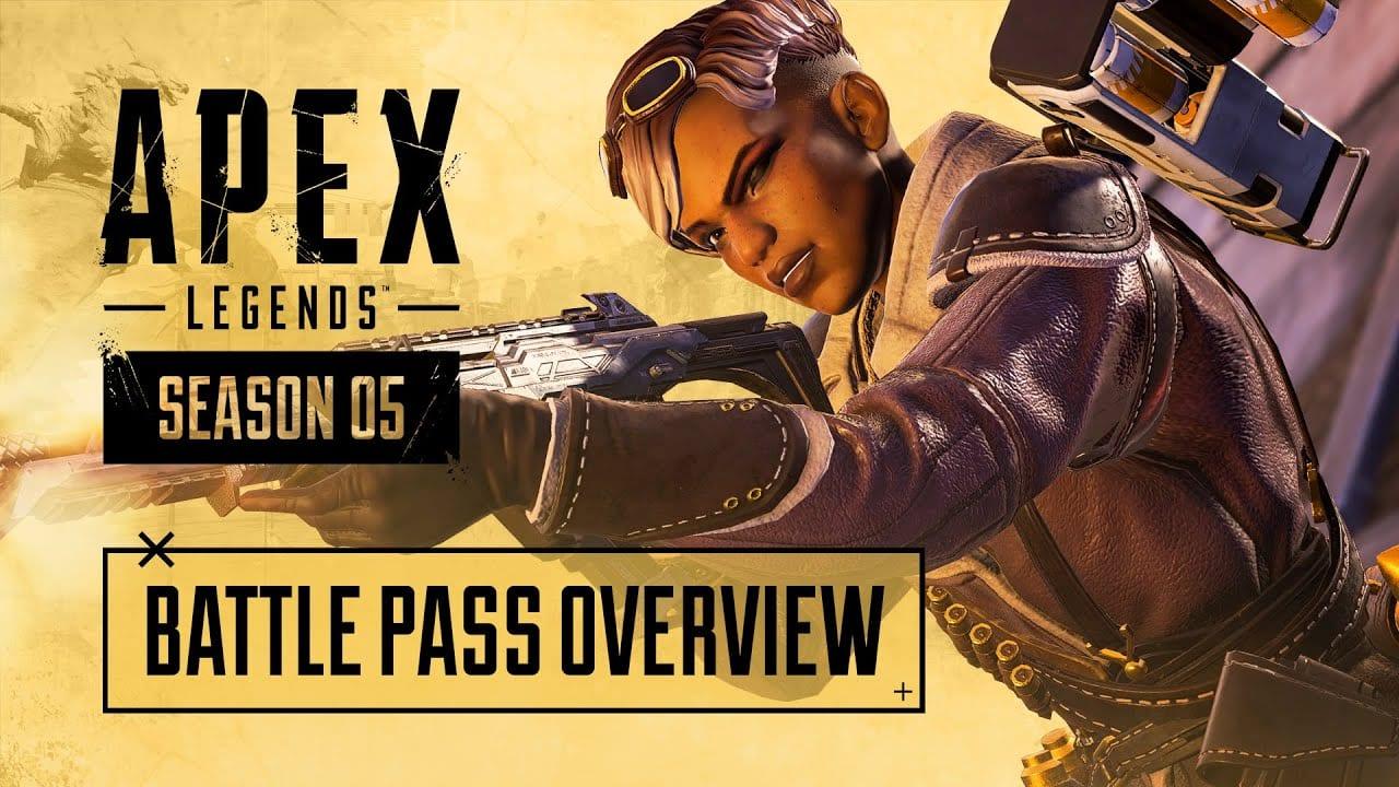 Apex Legends Season 5 Battle Pass