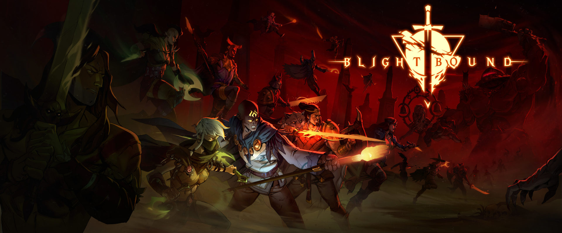 Blightbound Coming to Steam Early Access