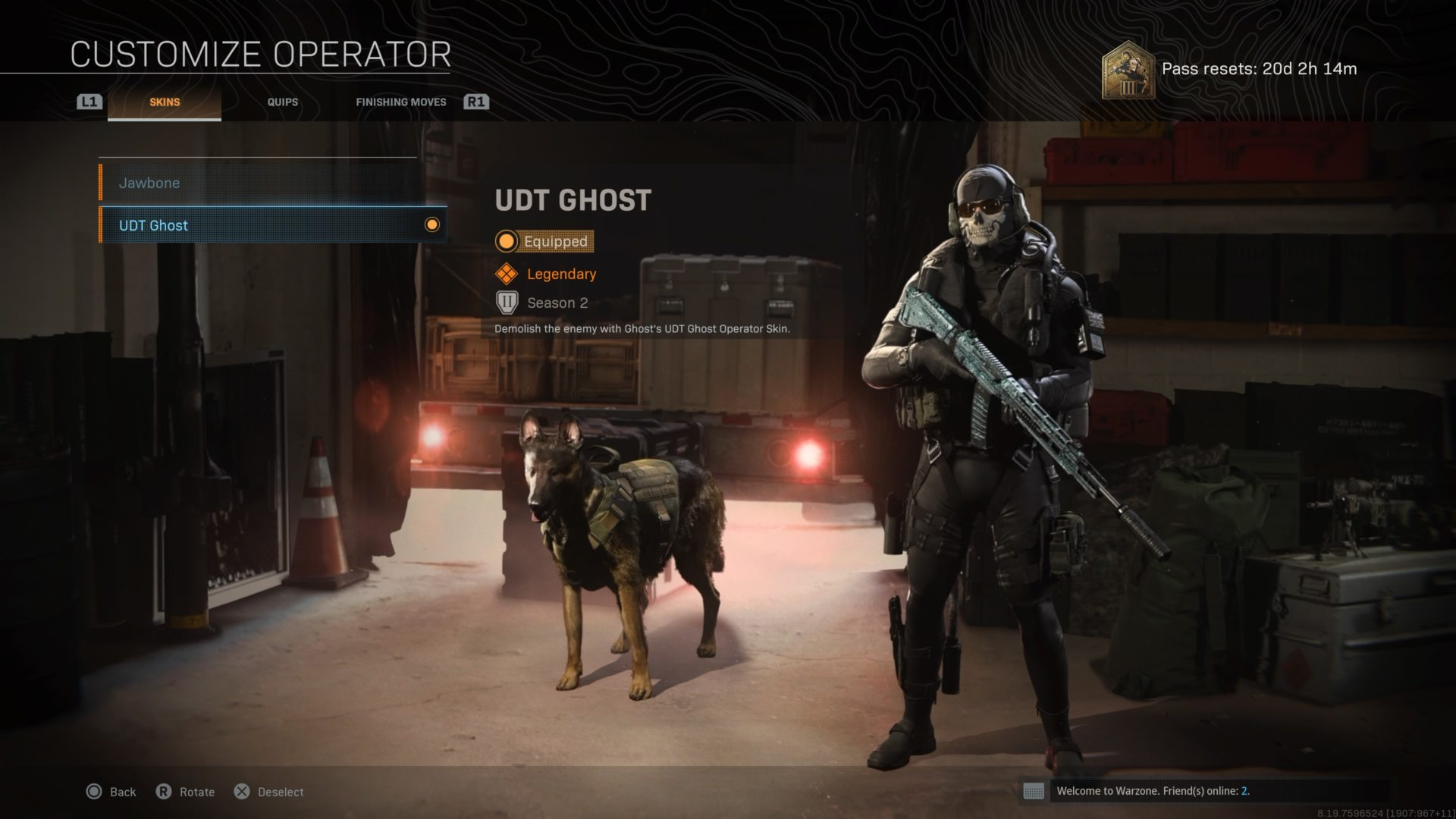 Cod Warzone How To Get Ghost Skins