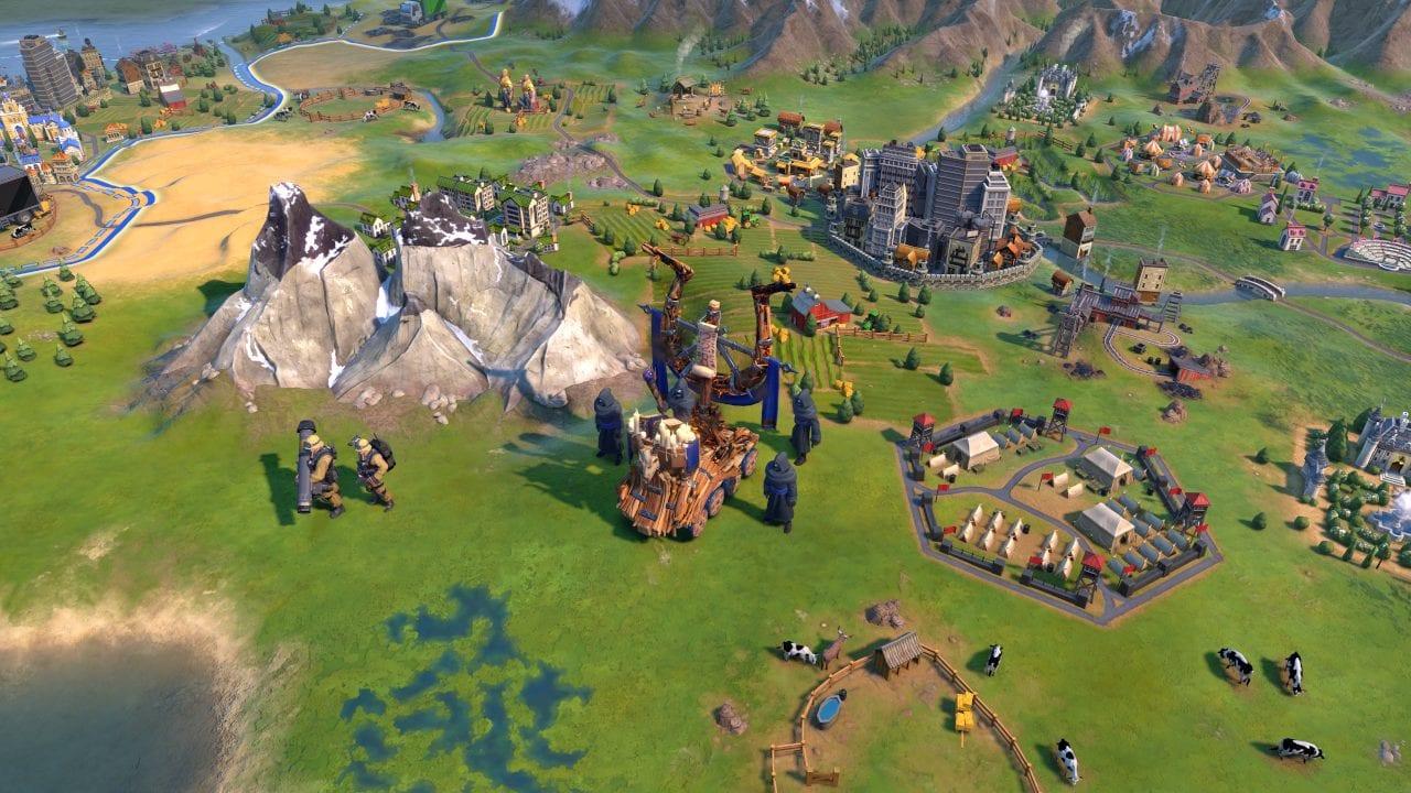 civilization 6, launch nukes