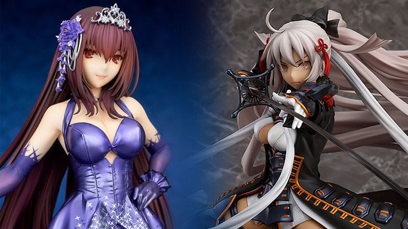Fate/Grand Order Figures