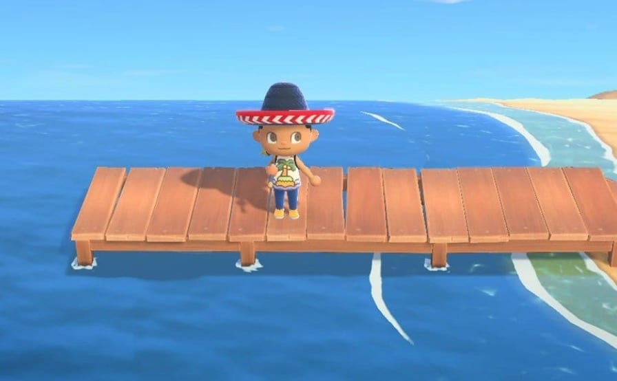 animal crossing new horizons, lego fish bait