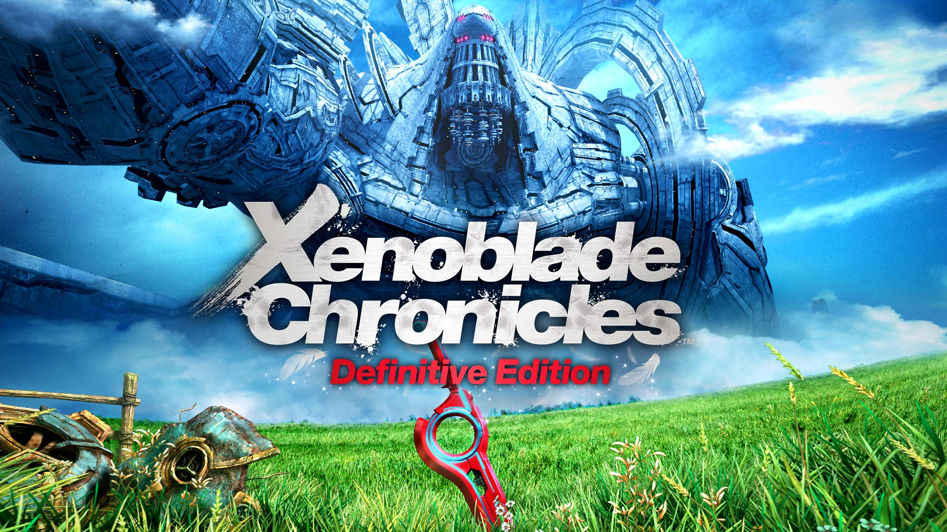 xenoblade chronicles, party leader