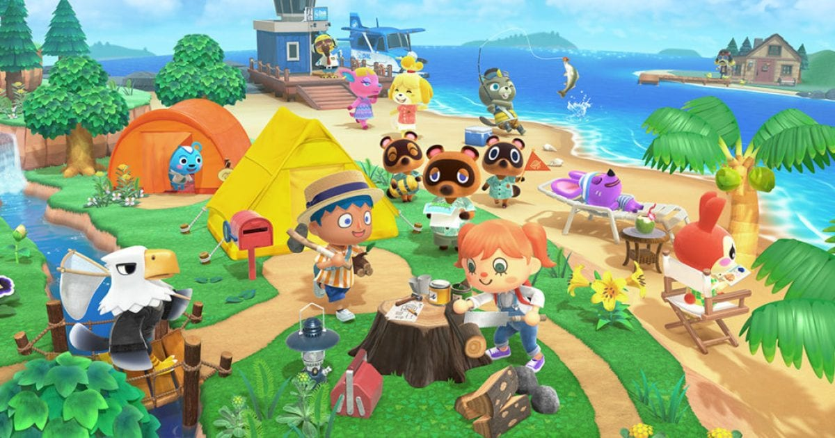 animal crossing new horizons maintain 5 star island