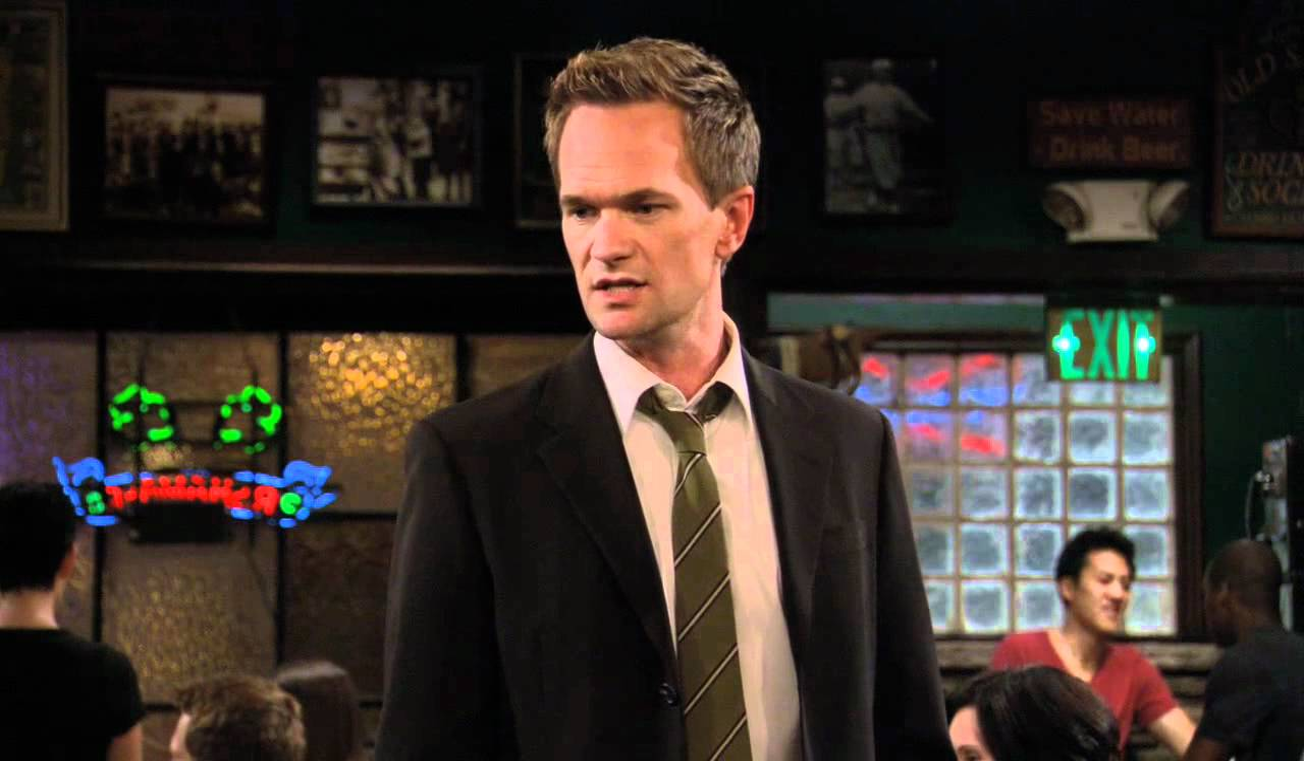 Barney Stinson Schwul