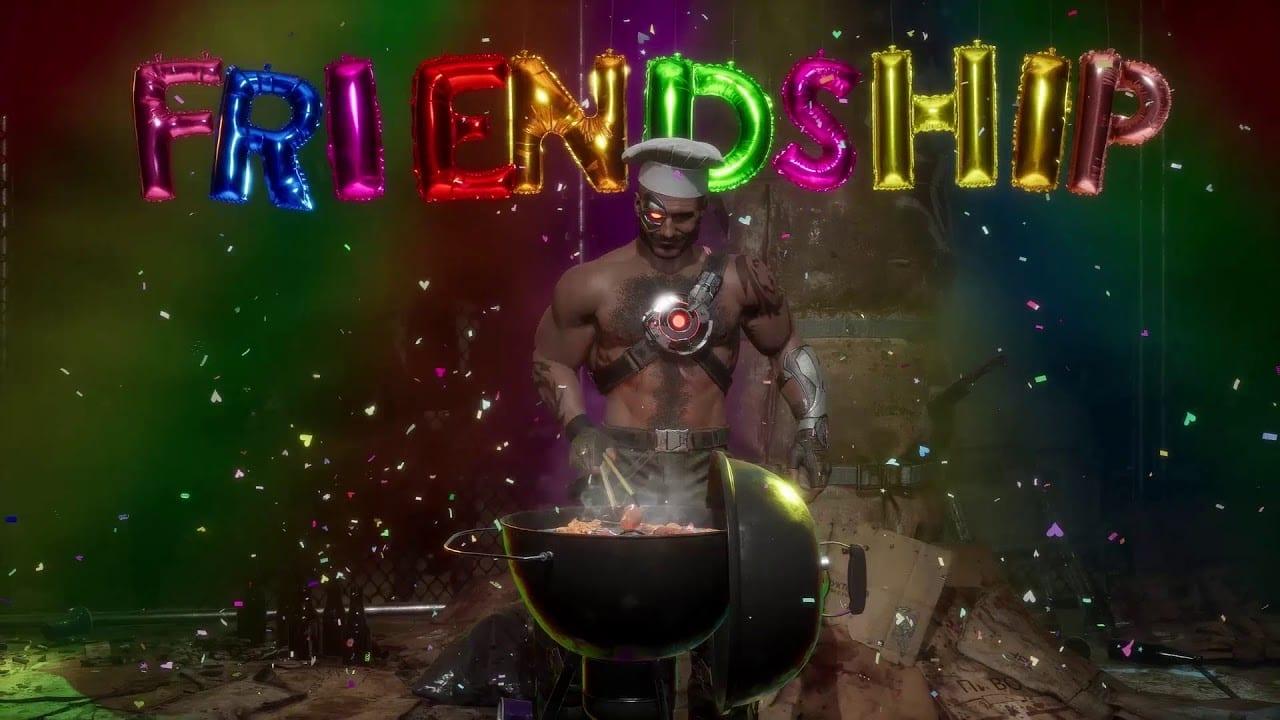 how to do friendships mortal kombat 11