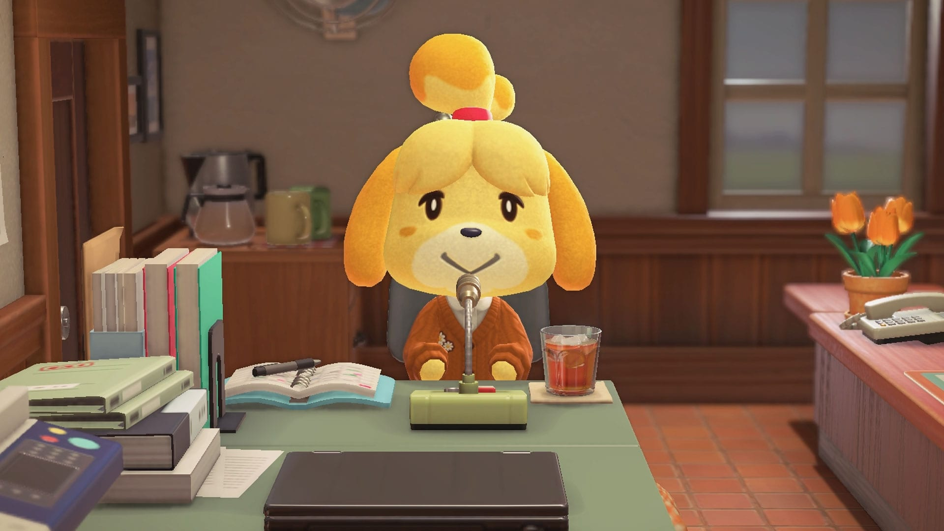 isabelle, animal crossing: new horizons