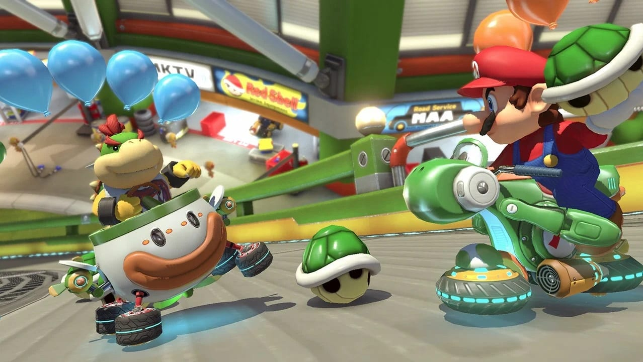 Nintendo Is Wasting Great Mario Kart Content On Mobile