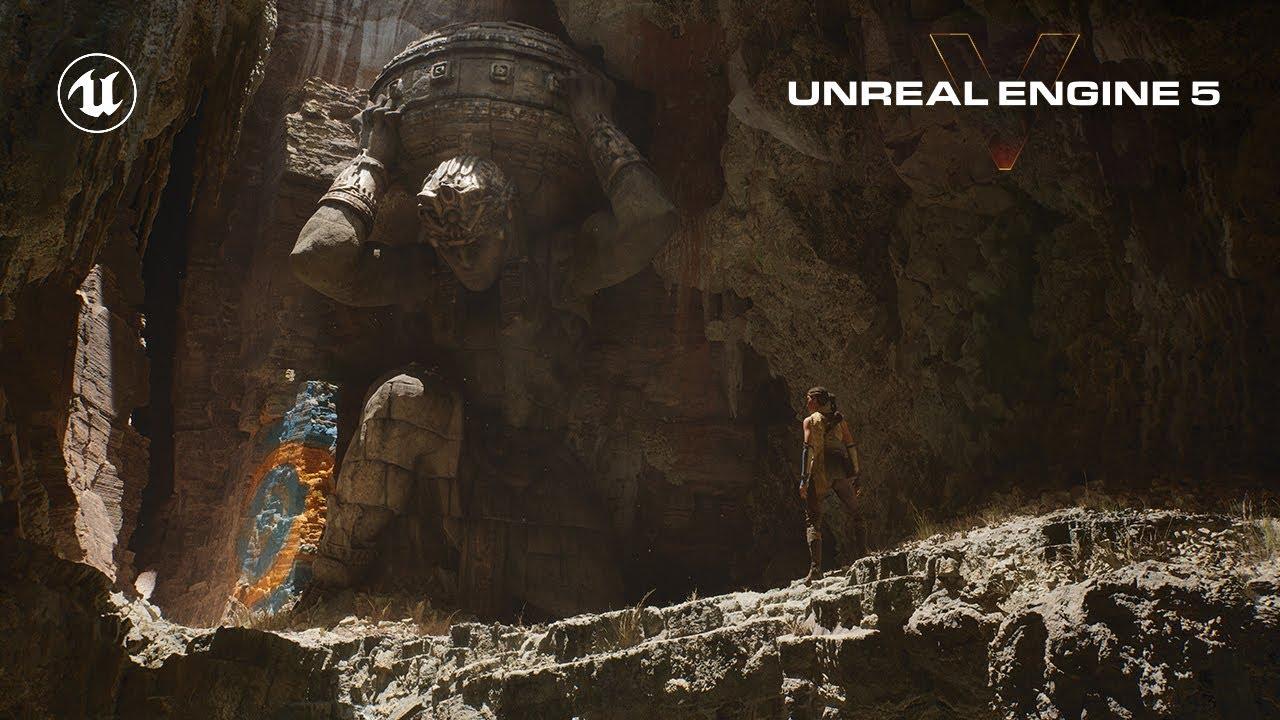 PS5, next-gen, Unreal 5