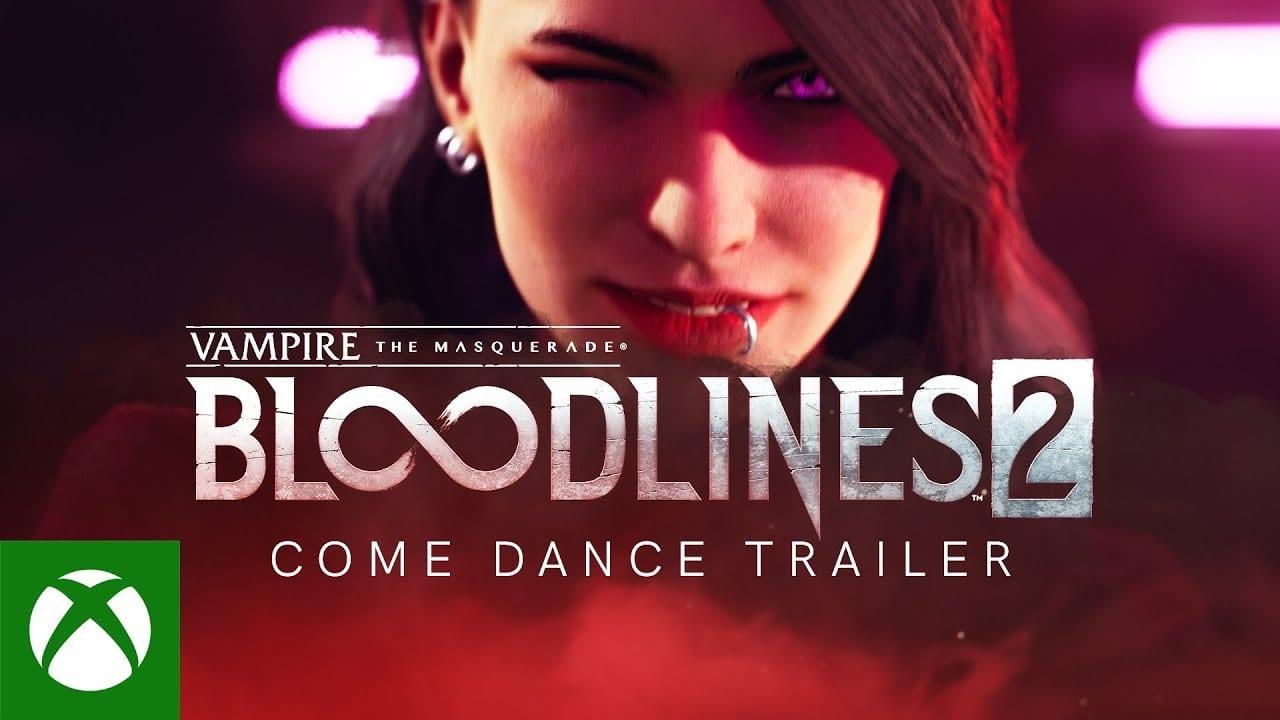 bloodlines 2, vampire