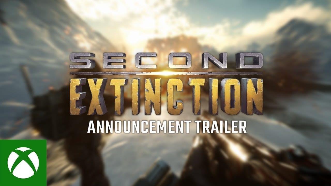 second extinction xbox series x