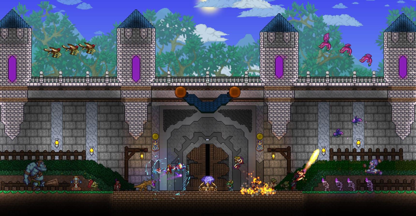 Terraria Goblin Tinkerer