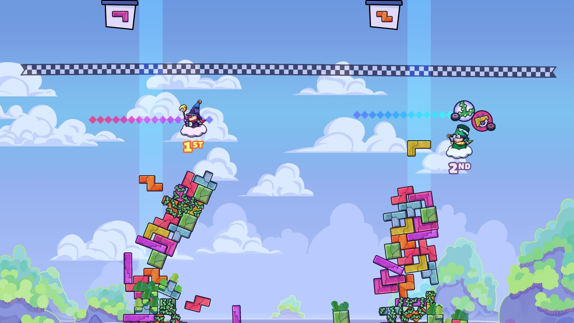 tricky towers, collector's edition
