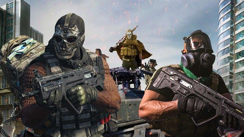 warzone check ping